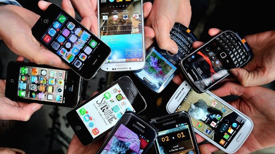 Aparitia telefoanelor mobile