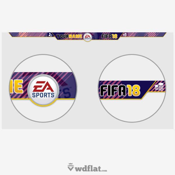 FIFA 18 Overlay – preview