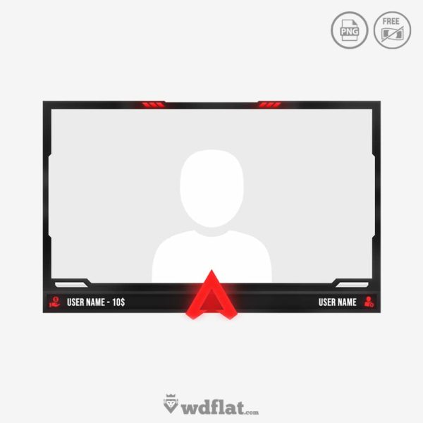 APEX Legends – facecam border streaming