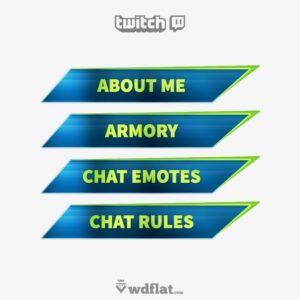 Artificial - preview Twitch Panels