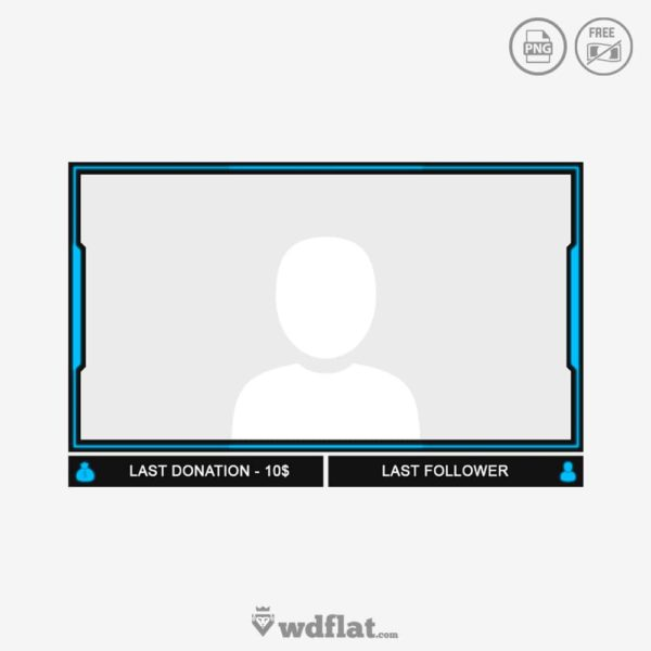 Azulene Facecam – png free