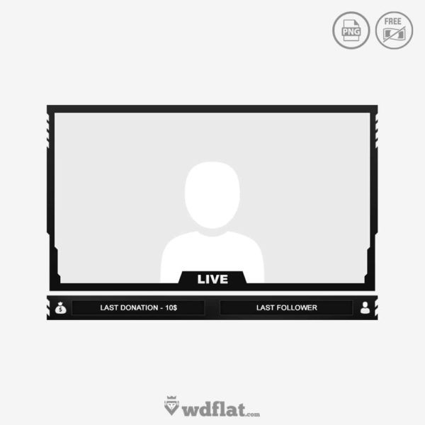 Black Facecam – free download