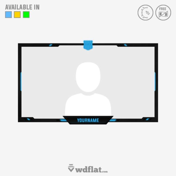 Black Ops Webcam – free overlay