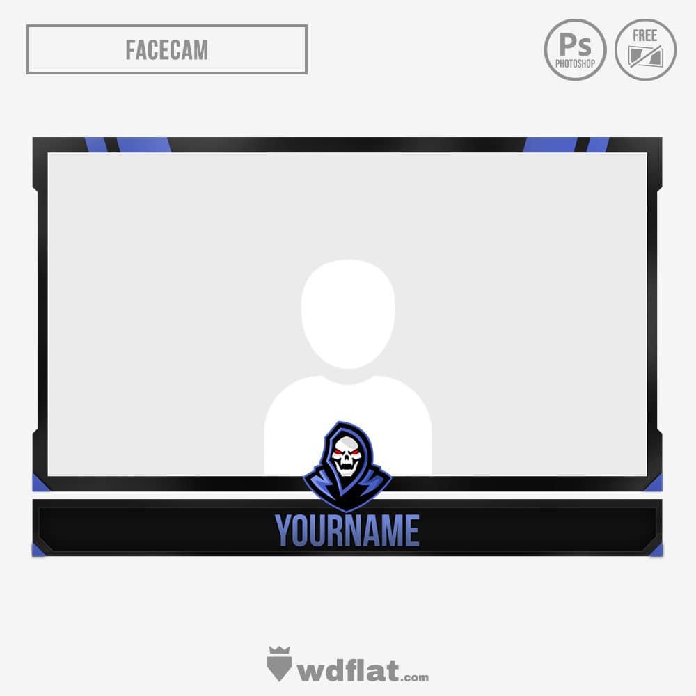 Blue-Death Stream Facecam