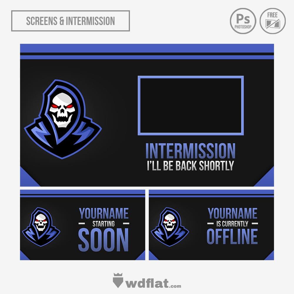 Blue-Death Stream Screens