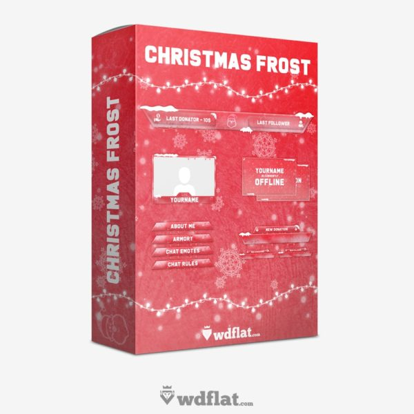 Christmas Frost – Box