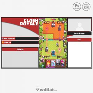Clash-Royale-Overlay-Template