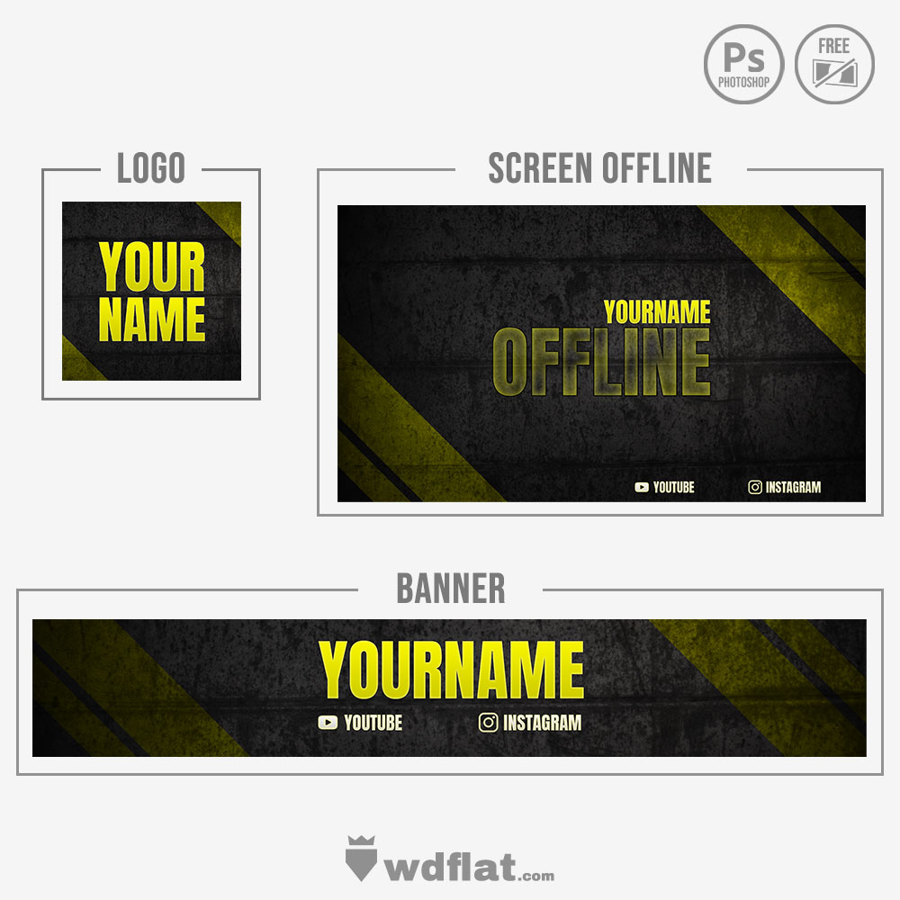 Construction Simulator - banner template