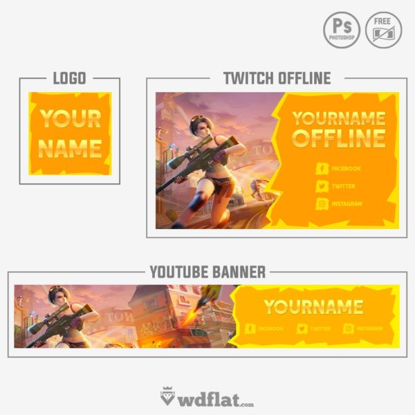 Creative Destruction – banner and logo youtube