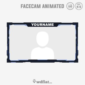 Cyber Animated - facecam live