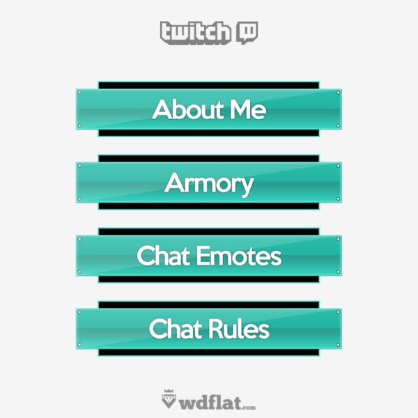 Cynanom – preview Template Twitch