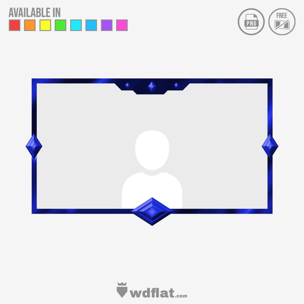 Diamond Cam_border color templates