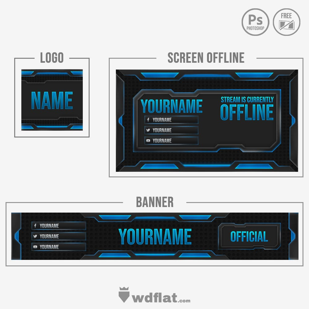 Enlightened design for gaming channel