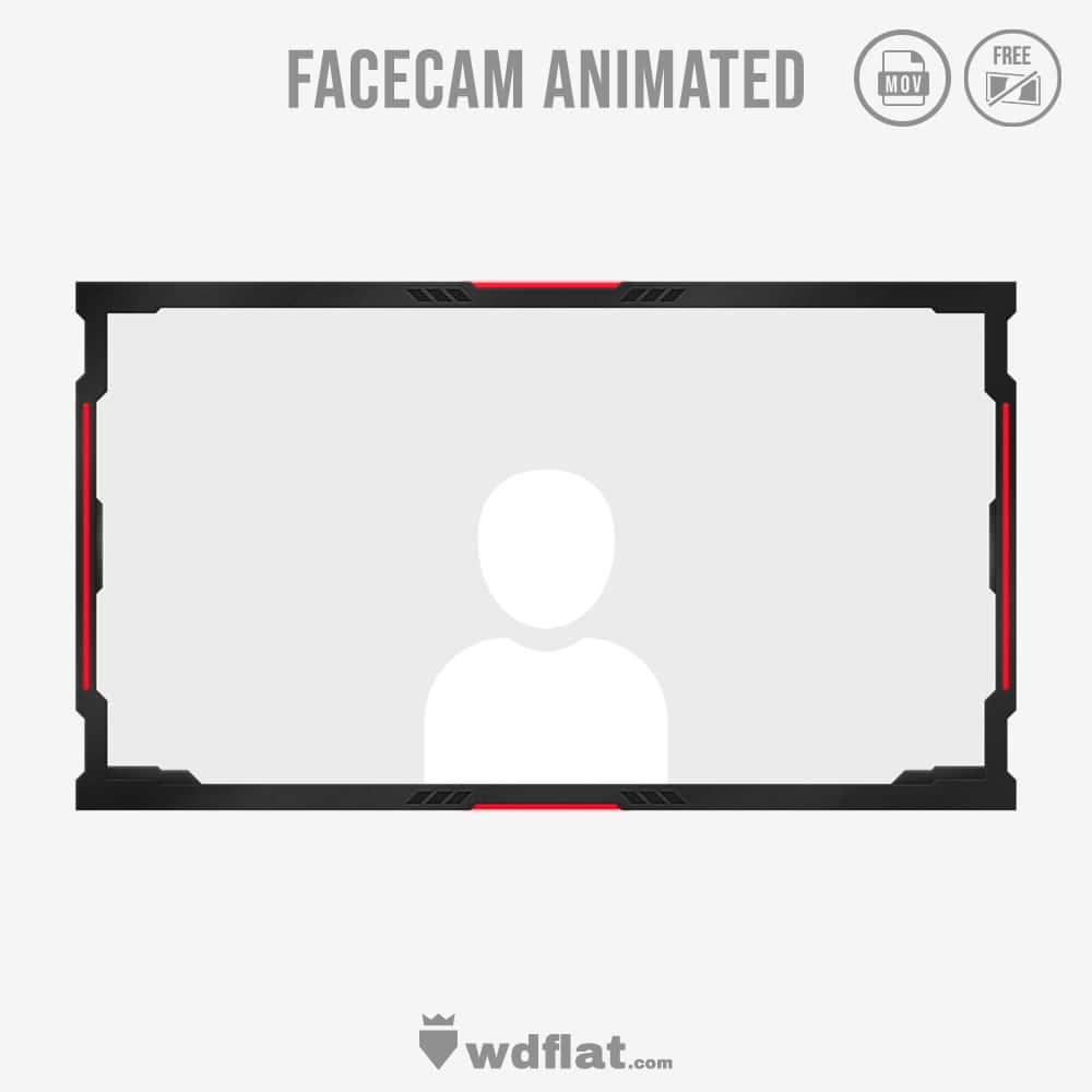 Ferocity - animated overlay border