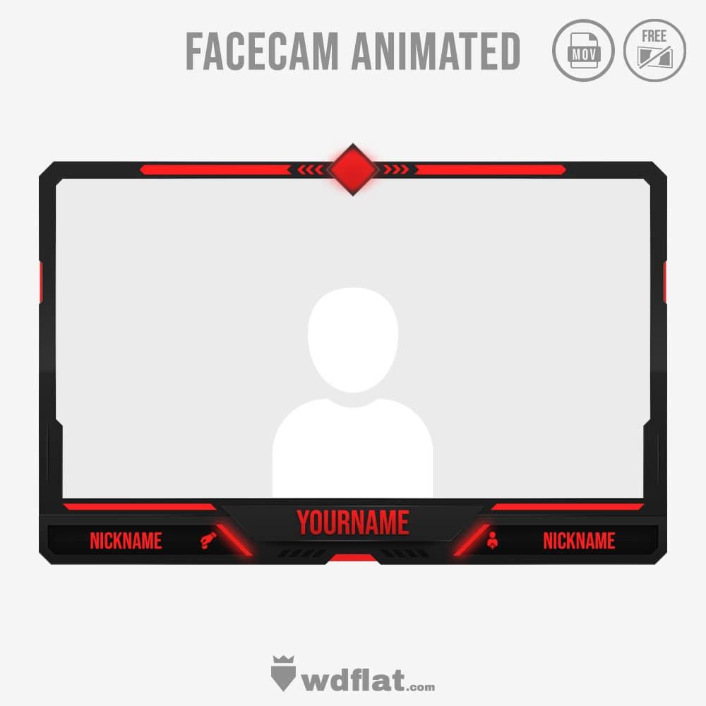 Flamestone design animated cam
