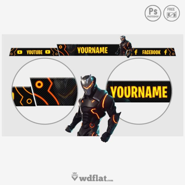 Fortnite Omega – free overlay