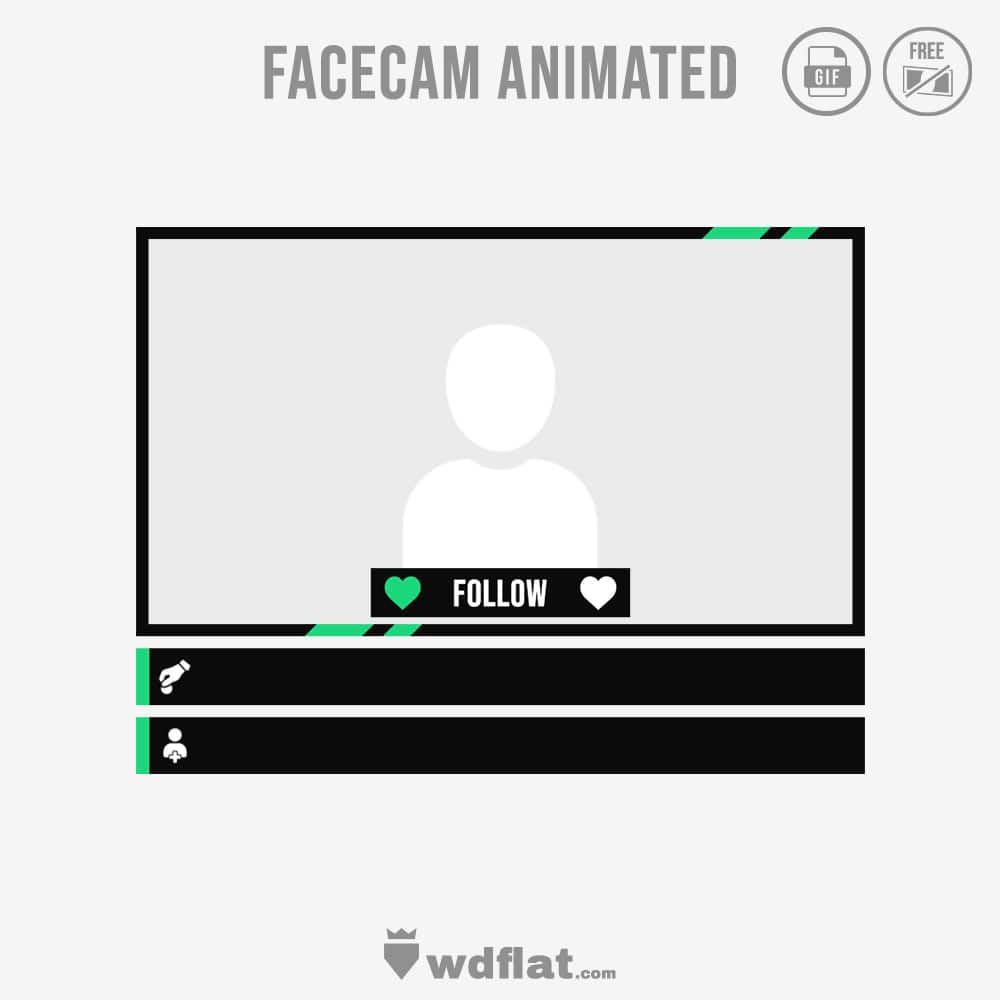 Free-Animated-preview-Twitch-Facecam