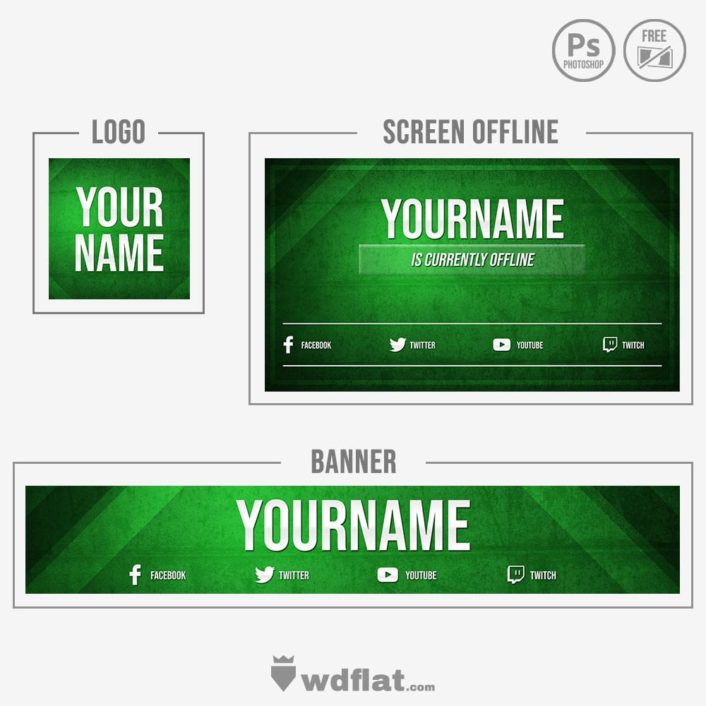 Green Neutral - logo youtube