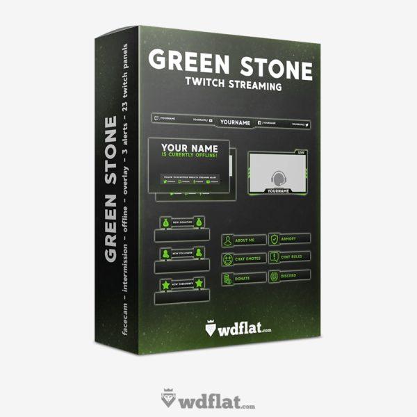 Green-Stone design