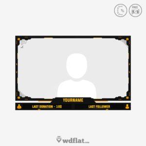 Halloween Cam - edit online facecam