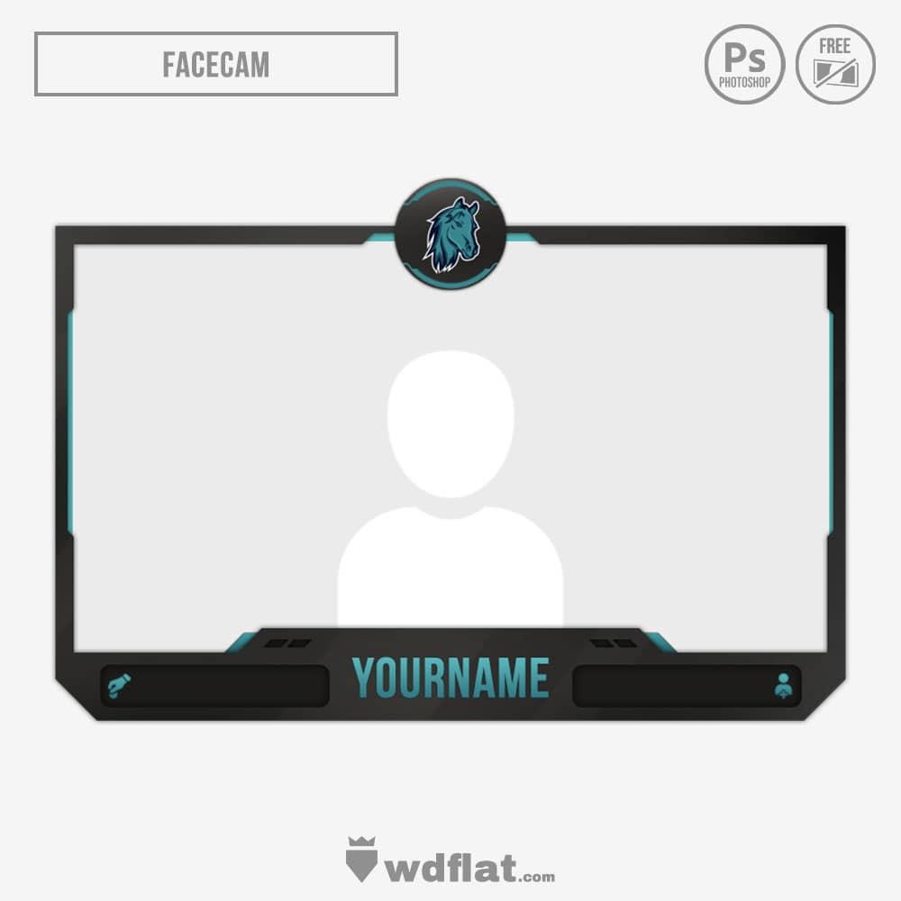 Horse-Esports stream facecam