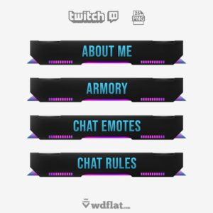 Insanity Jewel - twitch panels