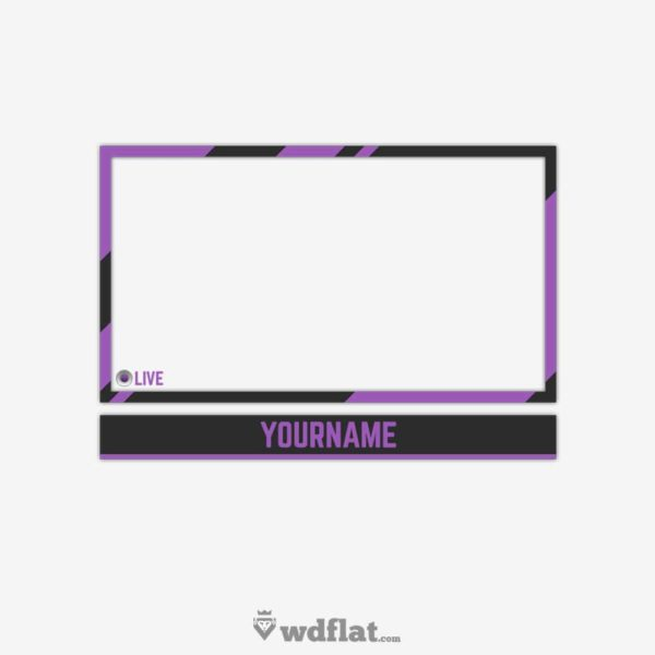 Lynecam – preview Facecam Twitch