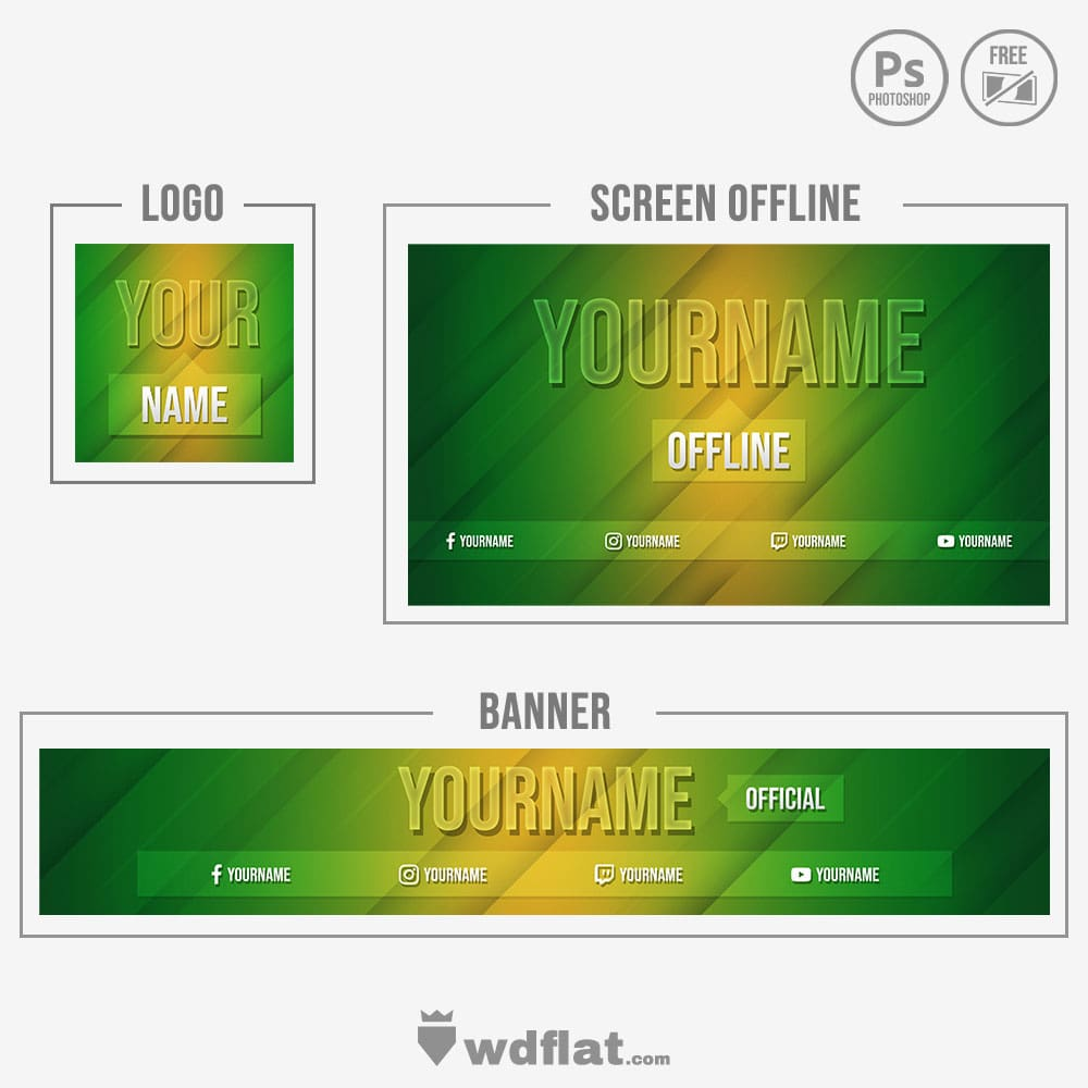 Madness design of your streaming channel