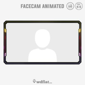 Massive Insanity - animated facecam free