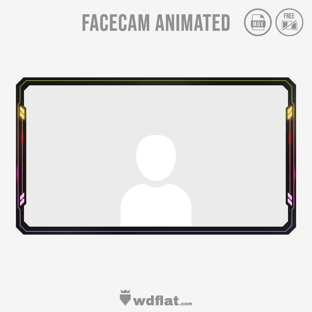 Massive Insanity - animated facecam