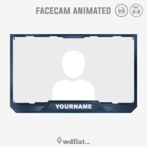 Misfortune's Aspect - facecam animated live