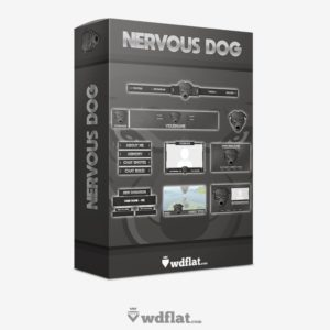 Nervous Dog - Box