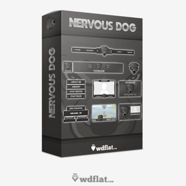 Nervous Dog – Box
