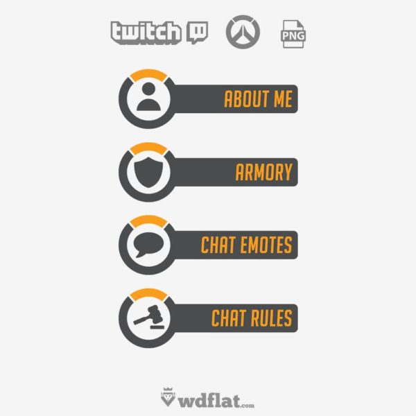 Overwatch-preview-Panels for Twitch