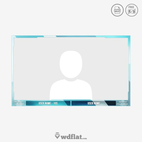 Phantom Crystal – facecam border gameplay