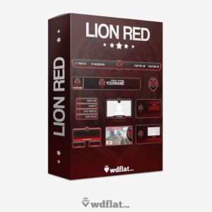 Red Lion - Box