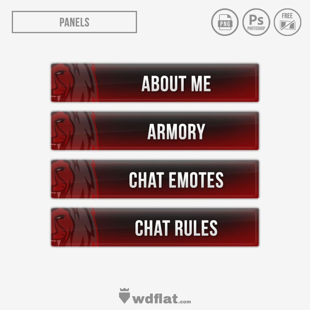Red-Lion Stream Panels