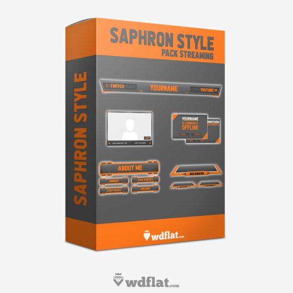 Saphron Style – Box