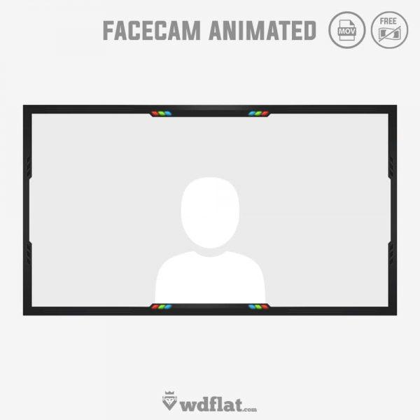 Shadowfeather – animation border webcam
