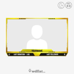 Souleater - facecam for streaming