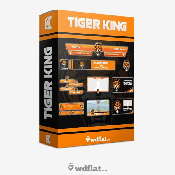 Tiger King – Box