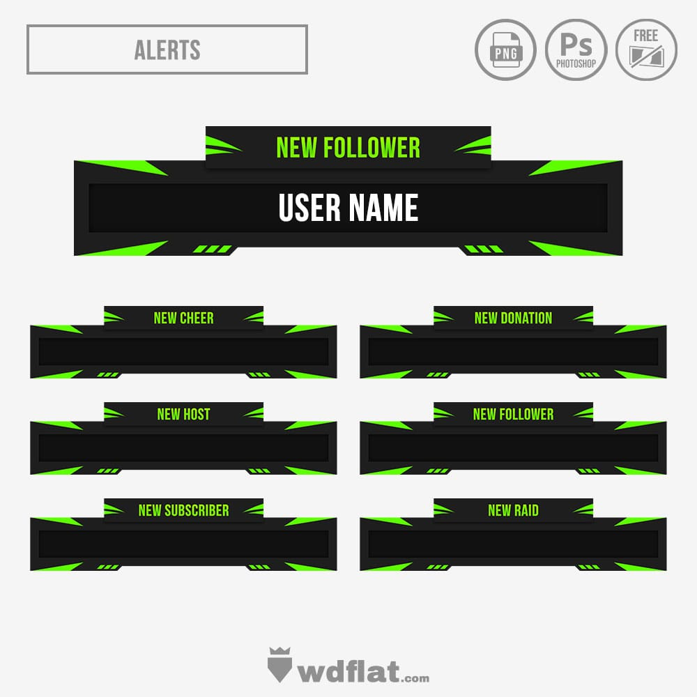 Toxic-Designs Stream Alerts