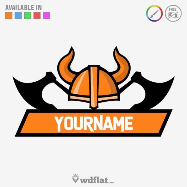 Viking Esports – preview design