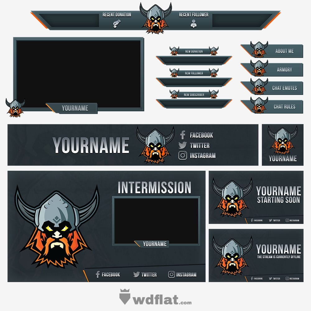 Viking Stream Pack