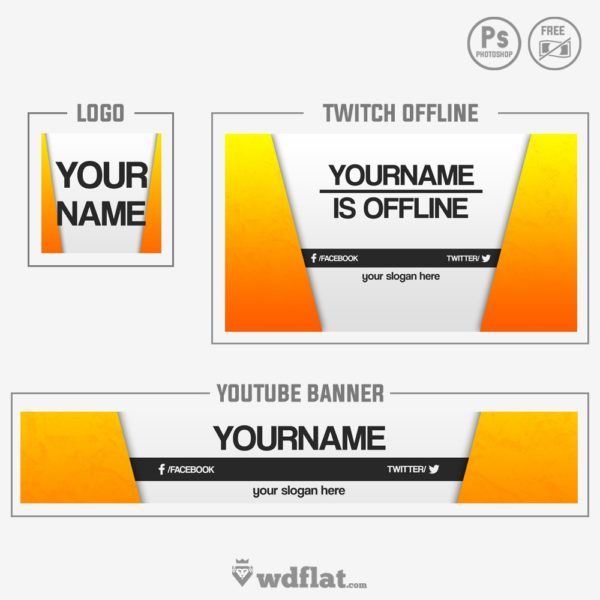 Yellowring – banner youtube
